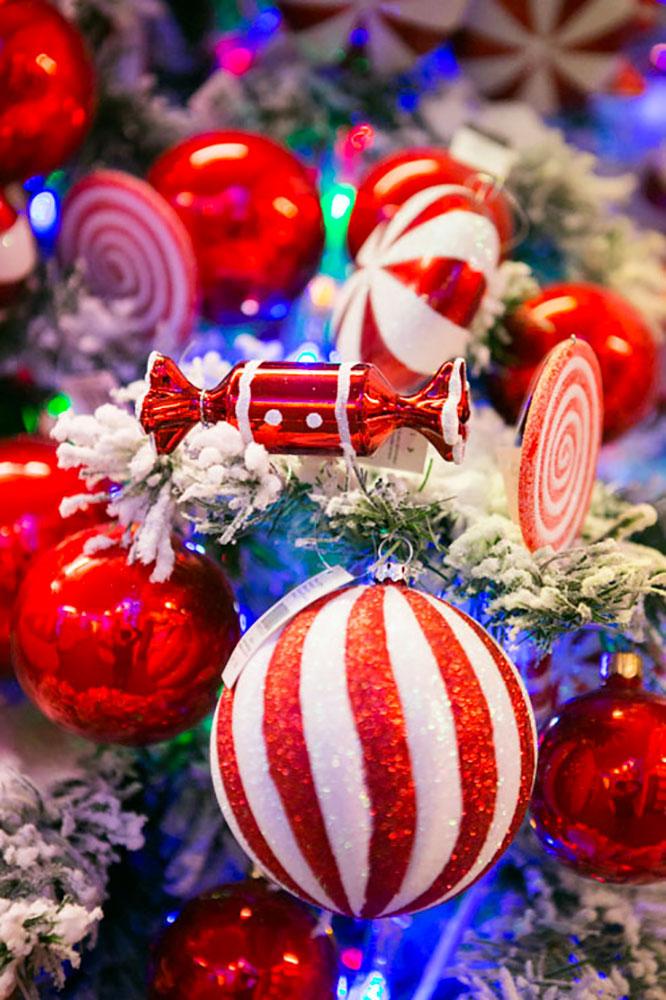 Addobbi Natalizi A Forma Di Dolci.Stili Del Natale 2015candy Christmas Natale Agribrianza