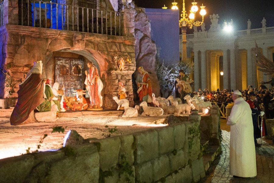 Favoloso Le statuine Fontanini per il presepe di Natale | Natale AgriBrianza FE57