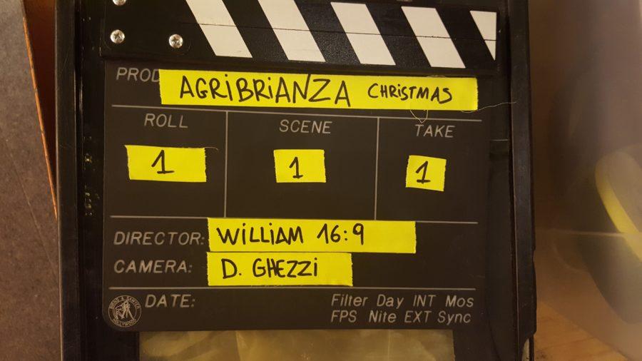 Making of: lo spot di Natale 2017