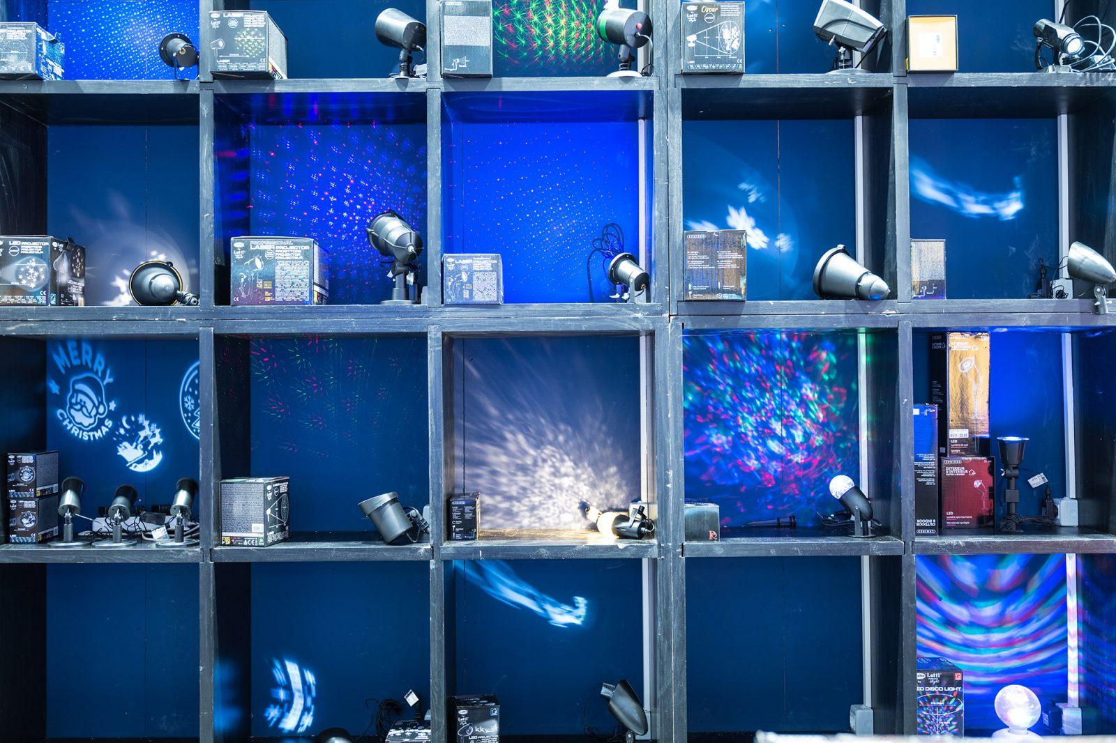 Crea la tua atmosfera con i proiettori di luci natalizie for Crea la tua casa online
