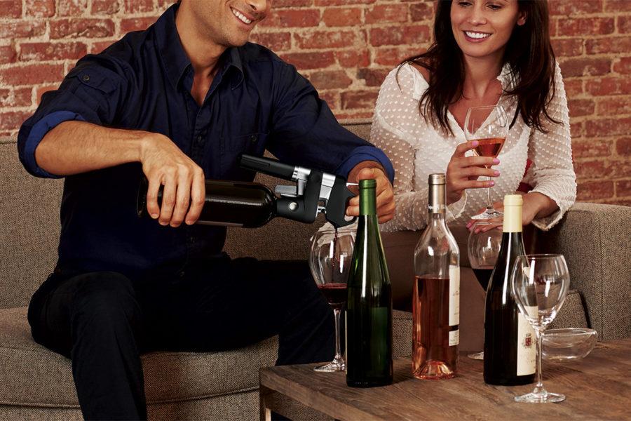 Coravin – Assaggia una bottiglia di vino senza aprirla!