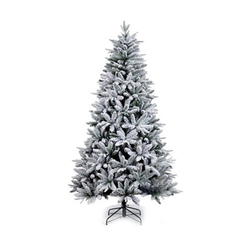 Albero Di Natale Stretto.Alberi Di Natale Artificiali Realistici Verdi Slim