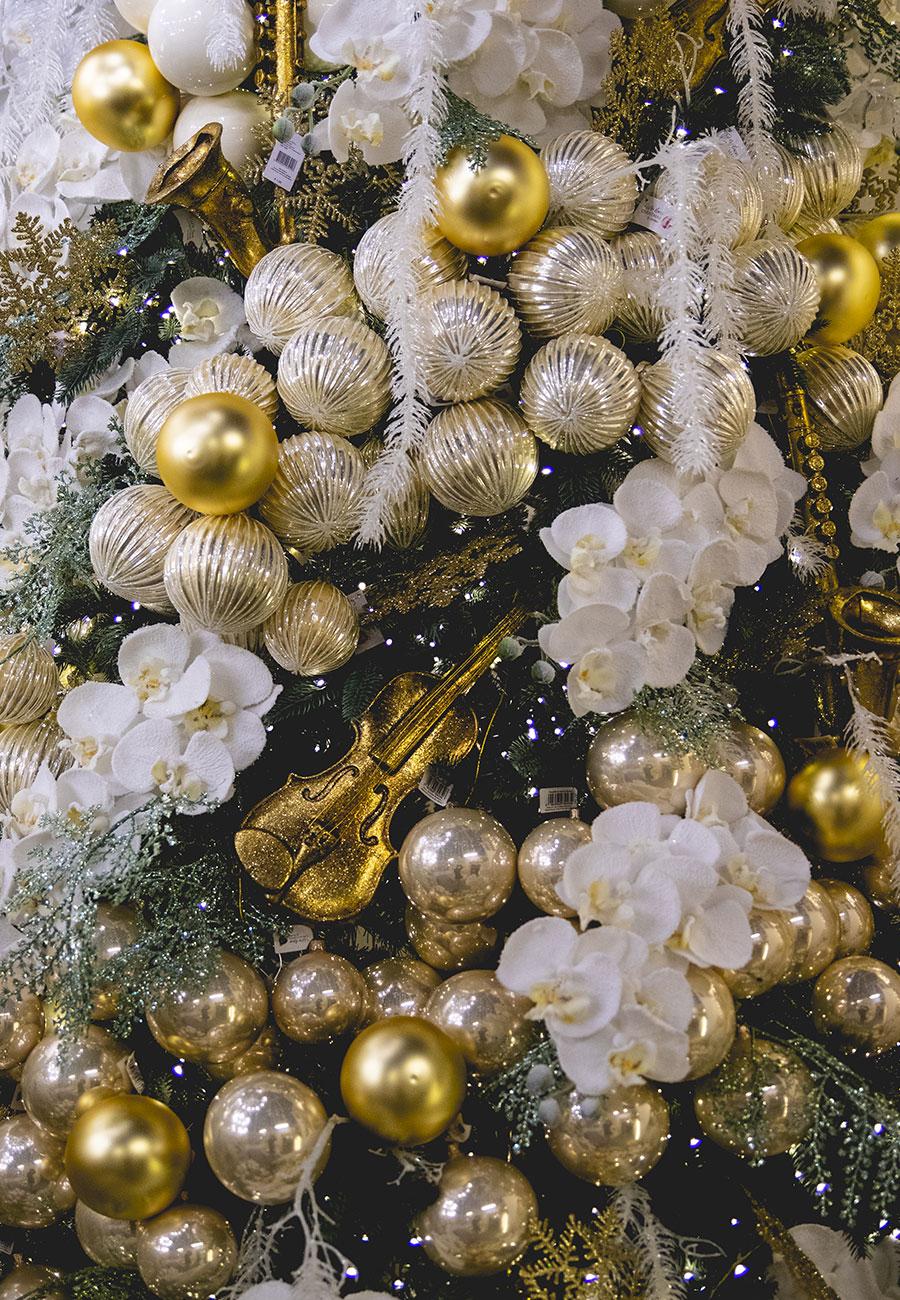 Foto Alberi Di Natale Bianchi albero di natale xmas jazz | natale agribrianza