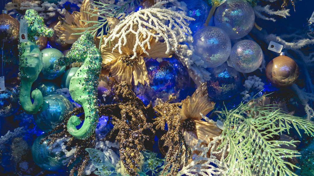 Albero di Natale Incanto del mare