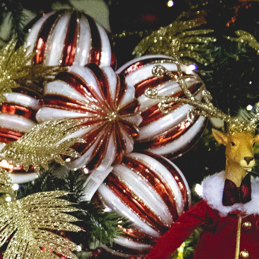 Albero di Natale Velvet Rouge